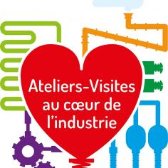 Atelier-visite au coeur de l'industrie : FLENDER GRAFFENSTADEN le 25 juin 2018 de 14h à 16h30